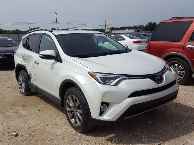 Salvage cars for sale from Copart Newton, AL: 2017 Toyota Rav4 Limited