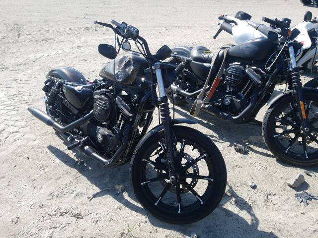 Harley-Davidson XL 883 salvage cars for sale: 2020 Harley-Davidson XL 883