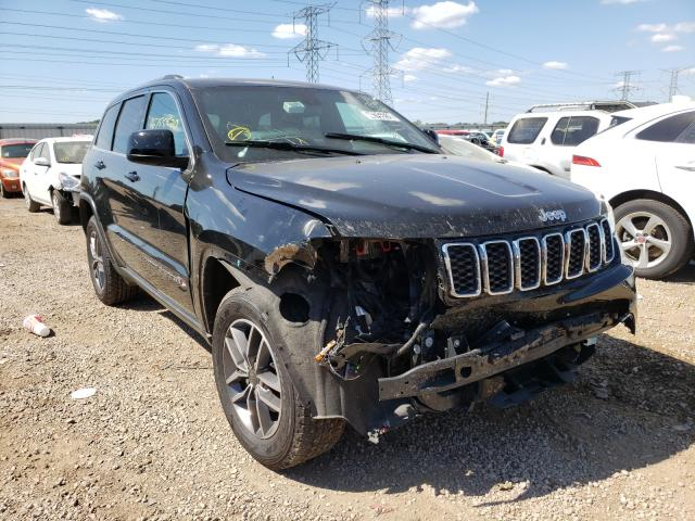 2019 Jeep Grand Cherokee en venta en Elgin, IL