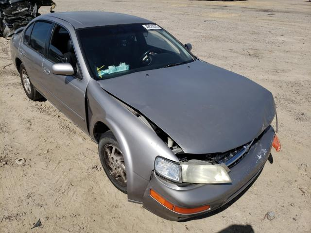 Nissan Maxima GLE salvage cars for sale: 1999 Nissan Maxima GLE