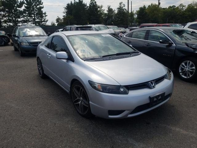 Honda Civic LX salvage cars for sale: 2008 Honda Civic LX