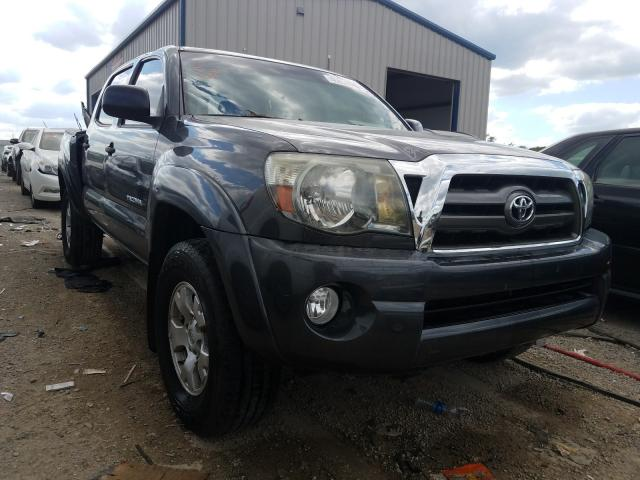 Salvage cars for sale from Copart Louisville, KY: 2010 Toyota Tacoma DOU
