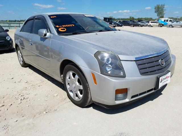 Vehiculos salvage en venta de Copart Kansas City, KS: 2004 Cadillac CTS