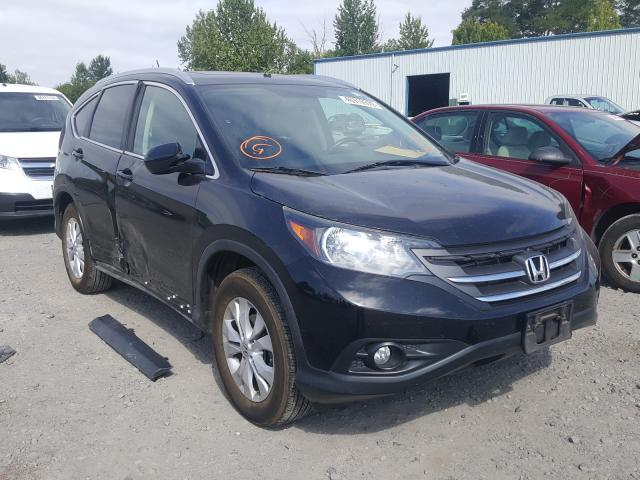 Honda salvage cars for sale: 2014 Honda CR-V EXL