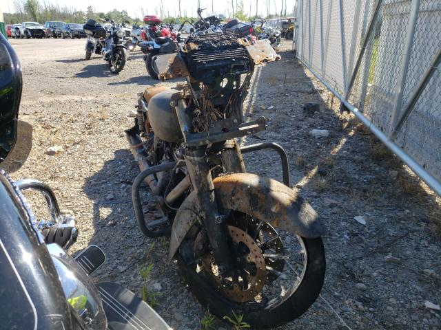 Salvage cars for sale from Copart Angola, NY: 2018 Harley-Davidson Fltrxs ROA