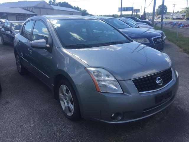 Salvage cars for sale from Copart Hammond, IN: 2008 Nissan Sentra 2.0