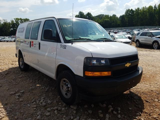 Salvage cars for sale from Copart China Grove, NC: 2020 Chevrolet Express G2