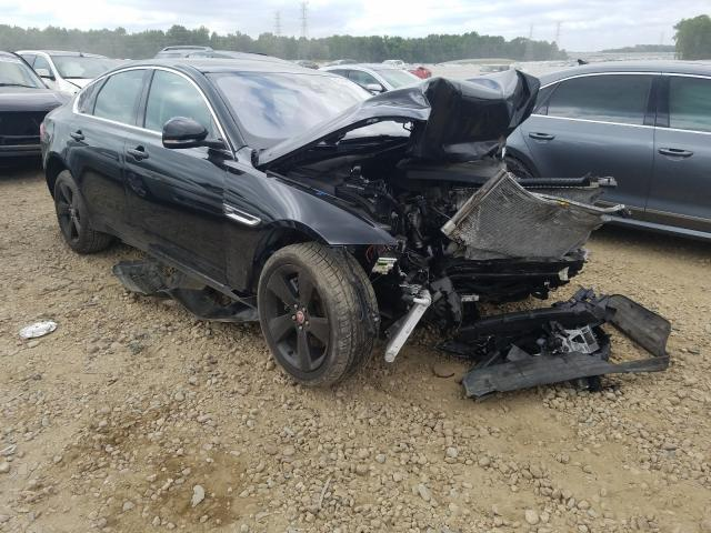 Jaguar XF salvage cars for sale: 2018 Jaguar XF