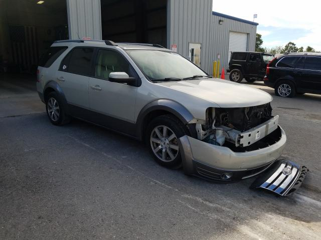 Salvage cars for sale at Rogersville, MO auction: 2008 Ford Taurus X S