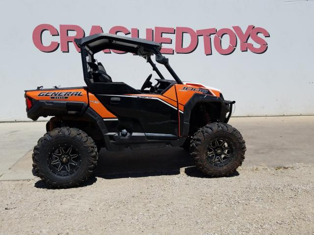 2016 Polaris General 10 for sale in Dallas, TX