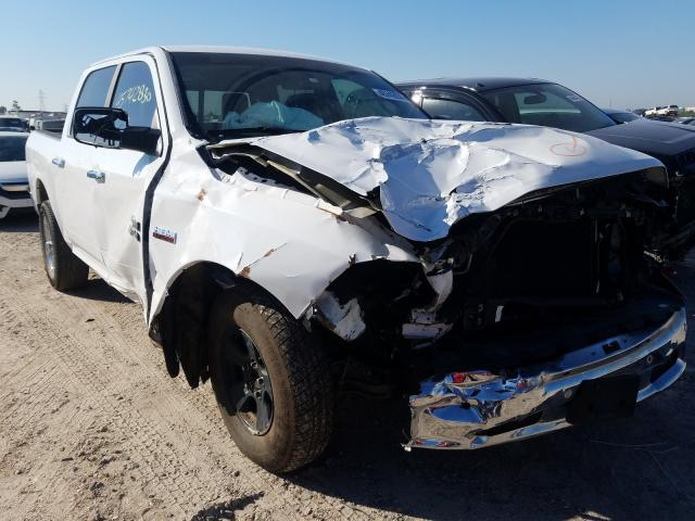 Vehiculos salvage en venta de Copart Houston, TX: 2018 Dodge RAM 1500 SLT