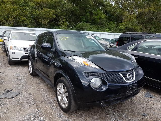 Salvage cars for sale from Copart Glassboro, NJ: 2014 Nissan Juke S