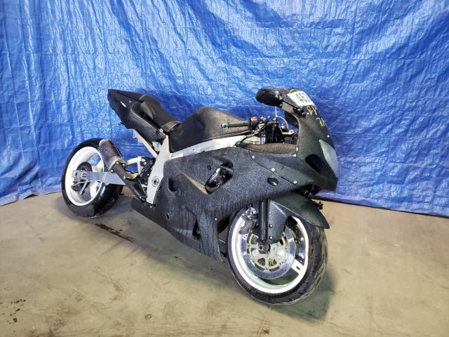 Salvage cars for sale from Copart Finksburg, MD: 2002 Suzuki GSX-R750