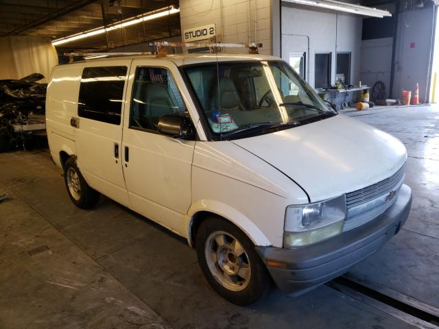 Salvage cars for sale from Copart Wheeling, IL: 2004 Chevrolet Astro