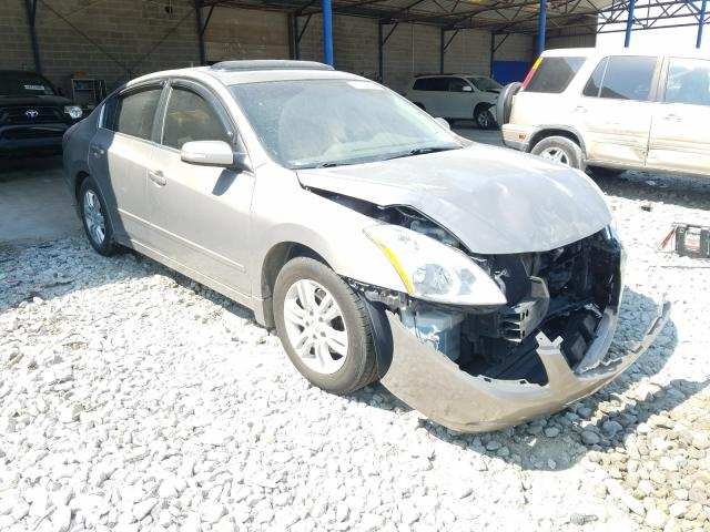 Salvage cars for sale from Copart Cartersville, GA: 2012 Nissan Altima Base
