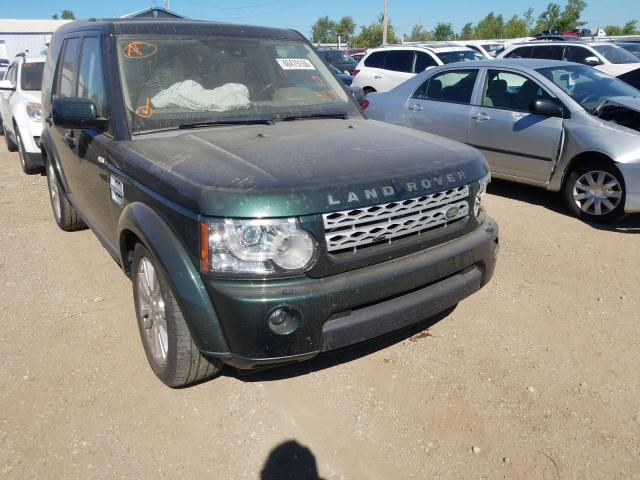 Land Rover salvage cars for sale: 2011 Land Rover LR4 HSE