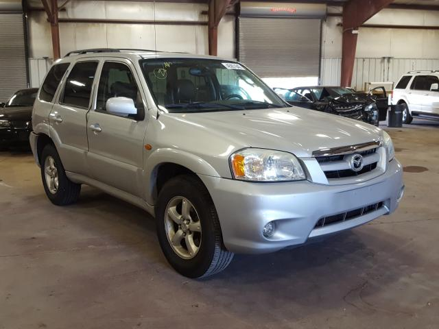 Mazda salvage cars for sale: 2005 Mazda Tribute S