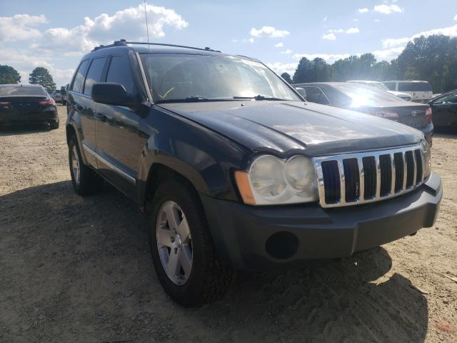 Salvage cars for sale at Conway, AR auction: 2005 Jeep Grand Cherokee