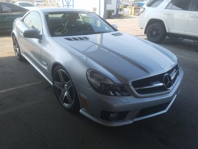 2009 Mercedes-Benz SL 63 AMG for sale in Los Angeles, CA