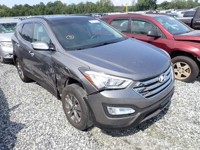 Salvage cars for sale from Copart Spartanburg, SC: 2016 Hyundai Santa FE S