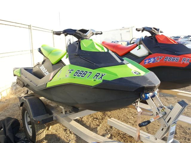 Seadoo salvage cars for sale: 2016 Seadoo Boat