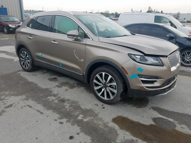 Salvage cars for sale from Copart Apopka, FL: 2019 Lincoln MKC Reserv