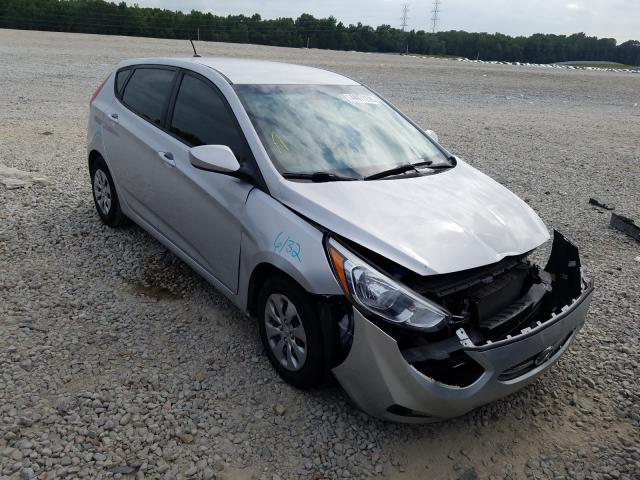 Vehiculos salvage en venta de Copart Memphis, TN: 2016 Hyundai Accent SE