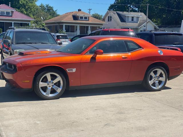 Salvage cars for sale from Copart Des Moines, IA: 2010 Dodge Challenger