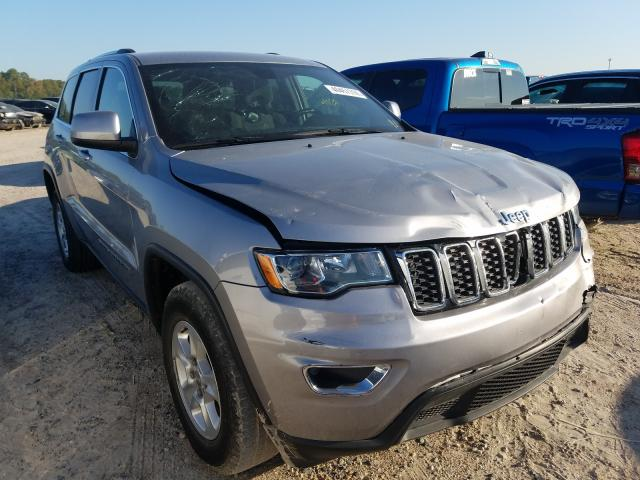 Salvage cars for sale from Copart Houston, TX: 2017 Jeep Grand Cherokee