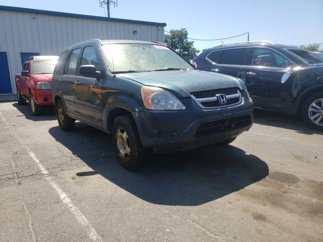 2002 Honda CR-V LX for sale in Brookhaven, NY