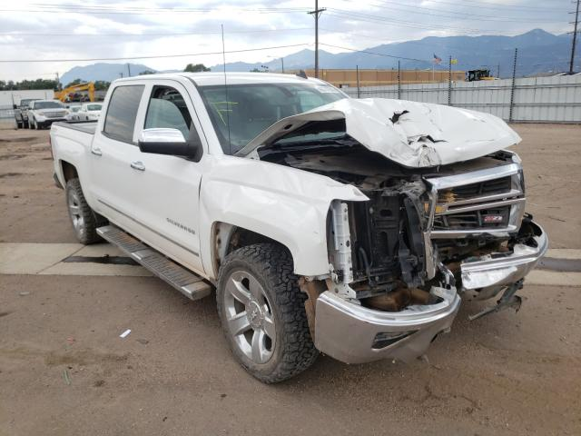 2014 Chevrolet Silverado en venta en Colorado Springs, CO