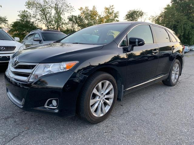 Salvage cars for sale from Copart North Billerica, MA: 2013 Toyota Venza LE