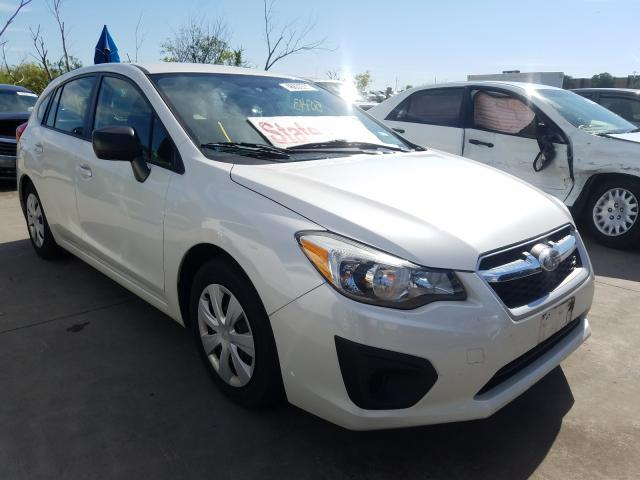 Subaru Impreza salvage cars for sale: 2014 Subaru Impreza