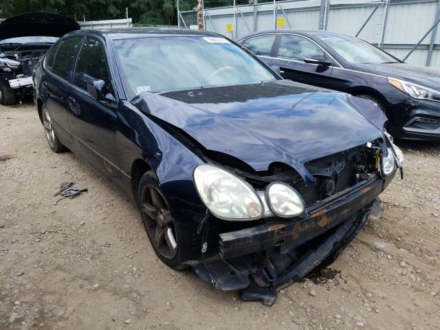 Lexus GS 430 salvage cars for sale: 2001 Lexus GS 430
