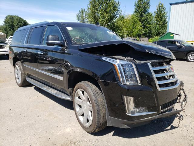 Cadillac salvage cars for sale: 2020 Cadillac Escalade E