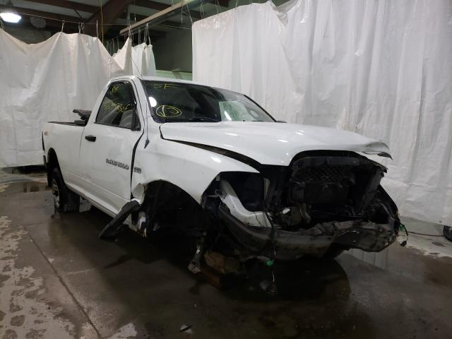 Salvage cars for sale from Copart Leroy, NY: 2011 Dodge RAM 1500