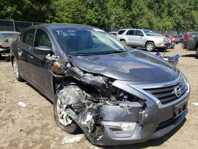 Salvage cars for sale from Copart Waldorf, MD: 2013 Nissan Altima 2.5