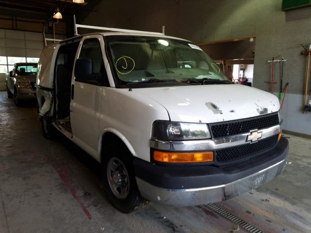 Chevrolet Express G2 salvage cars for sale: 2011 Chevrolet Express G2