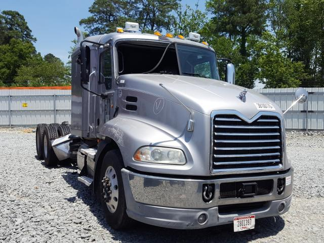 Salvage cars for sale from Copart Dunn, NC: 2015 Mack 600 CXU600