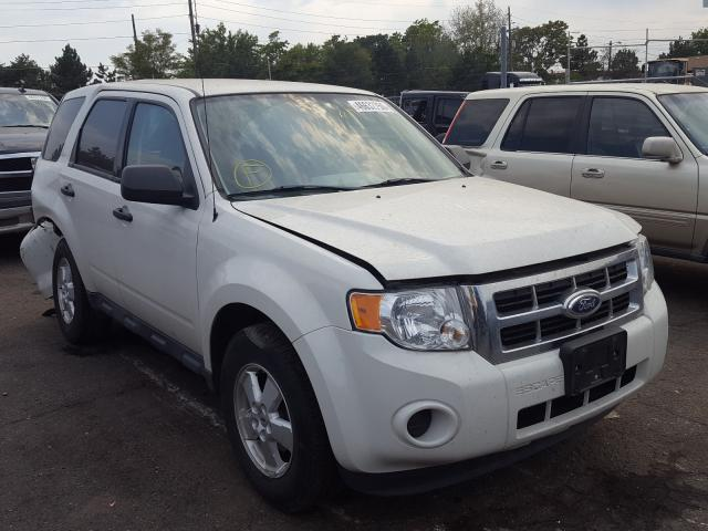 Ford Escape XLS Vehiculos salvage en venta: 2012 Ford Escape XLS