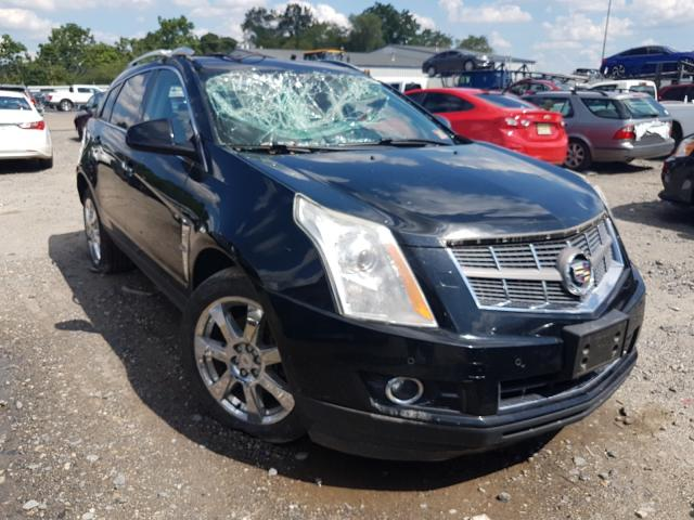 Cadillac SRX Perfor salvage cars for sale: 2010 Cadillac SRX Perfor
