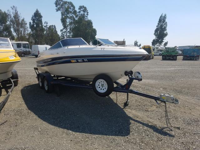 Salvage 1999 Four Winds MARINE TRAILER for sale