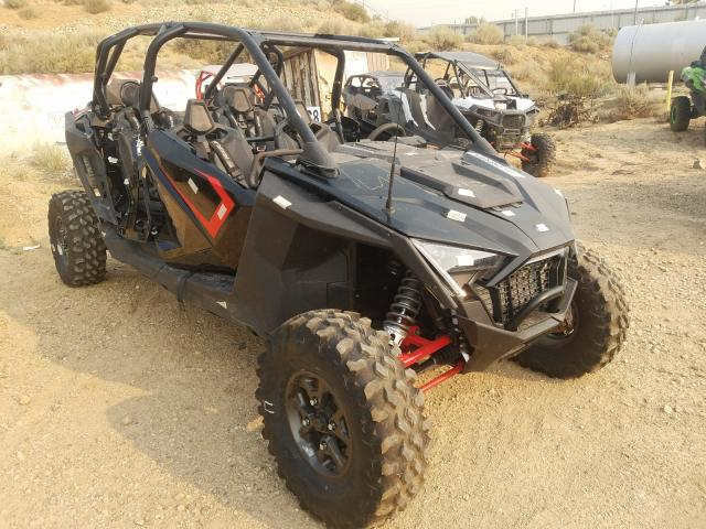 Salvage cars for sale from Copart Reno, NV: 2020 Polaris RZR PRO XP