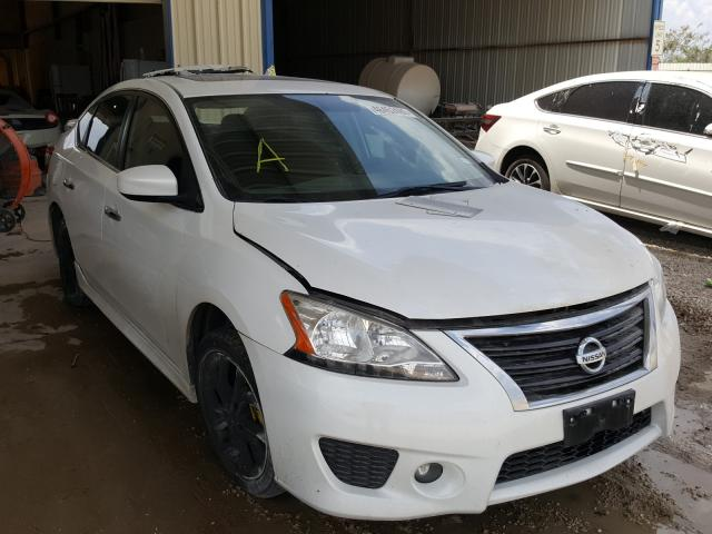 Nissan Sentra salvage cars for sale: 2014 Nissan Sentra