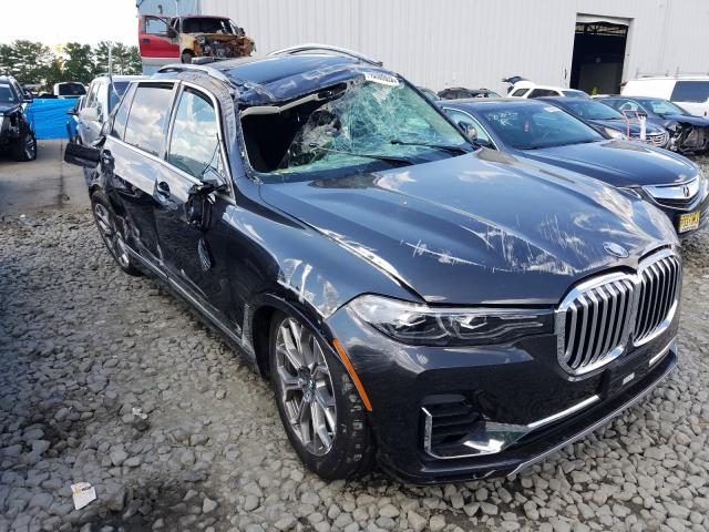 2020 BMW X7 XDRIVE4 - Other View Lot 31619561.