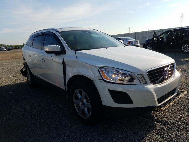Salvage cars for sale from Copart Jacksonville, FL: 2012 Volvo XC60 3.2