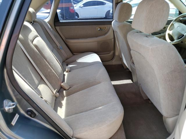 salvage certificate 2000 toyota avalon sedan 4d 3 0l for sale in san diego ca 46347060 a better bid car auctions