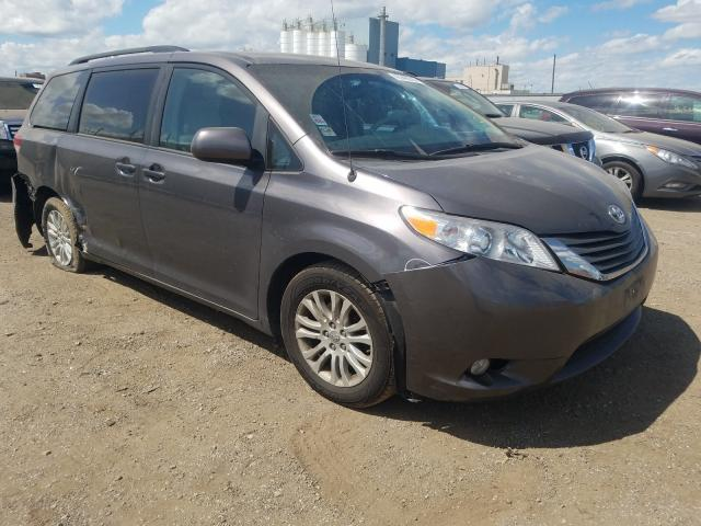 2013 Toyota Sienna XLE for sale in Chicago Heights, IL