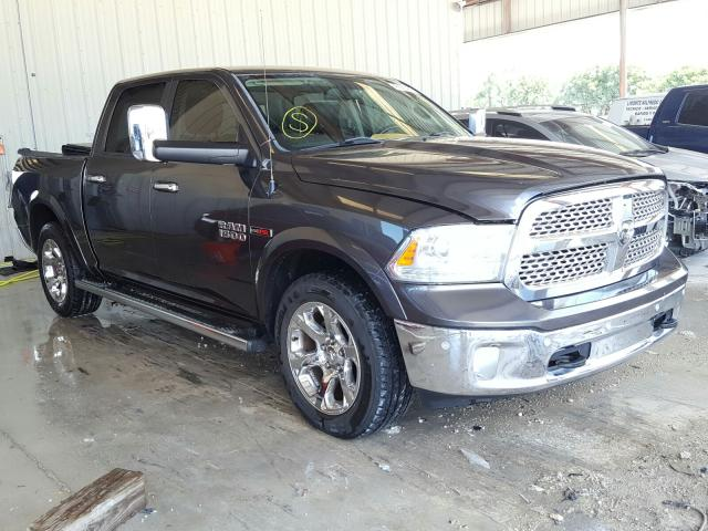 Salvage cars for sale from Copart Homestead, FL: 2014 Dodge 1500 Laram