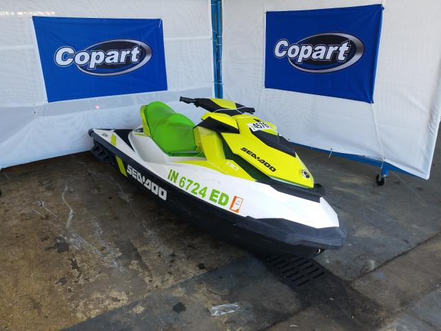 Salvage 2019 Seadoo BOAT for sale